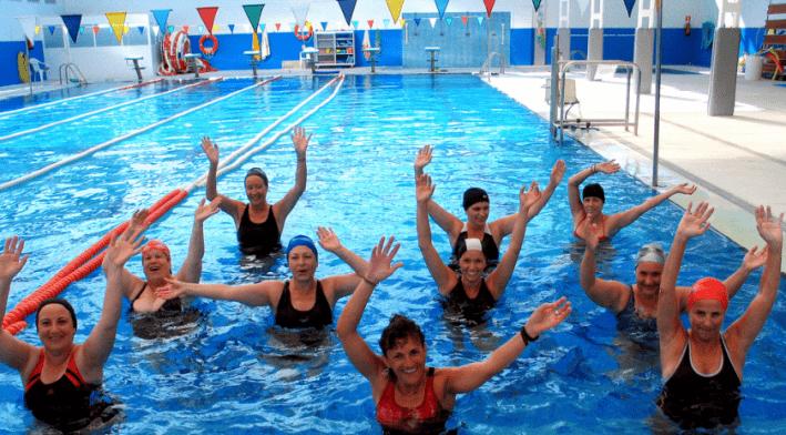 L'aqua fitness : l'entraînement cardio-vasculaire façon sirène !