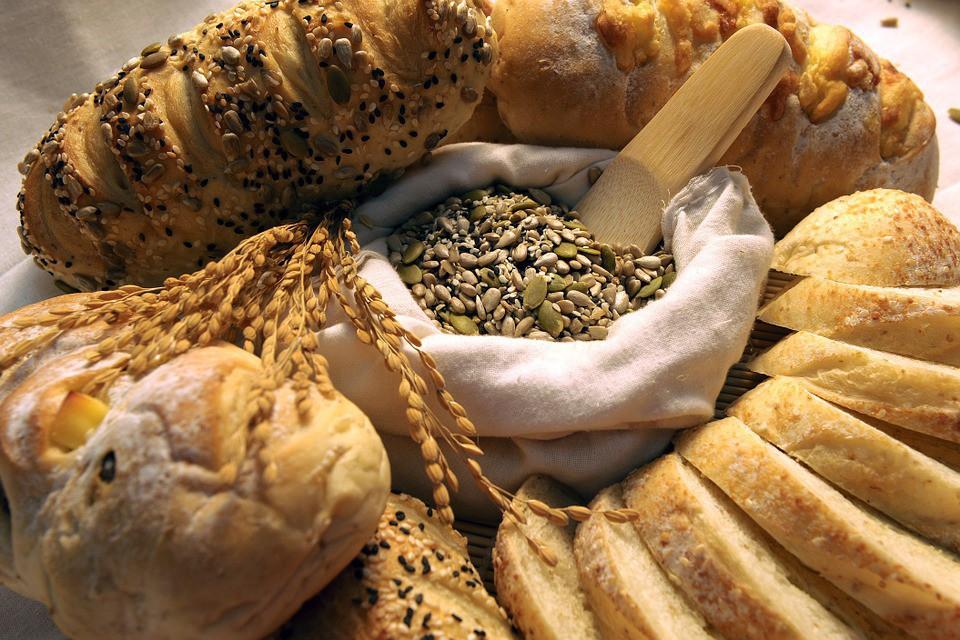 pain et céréales, glucides (macronutriments)