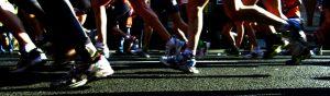 Runners en groupe
