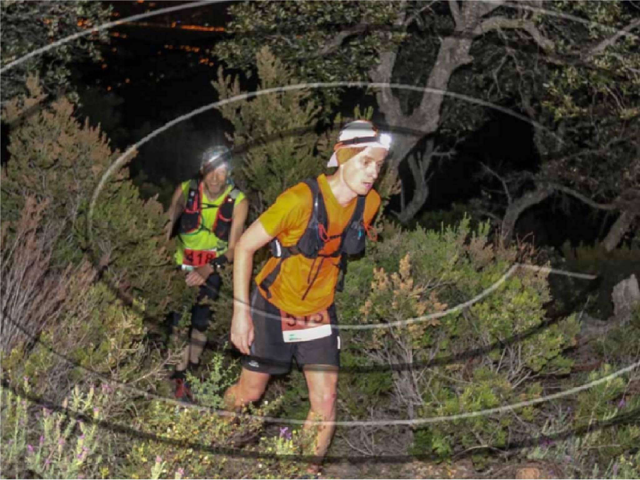 coureur de trail
