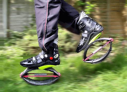 Les chaussures Kangoo Jumps.