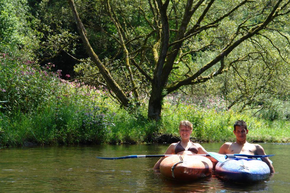 sports nautiques canoe