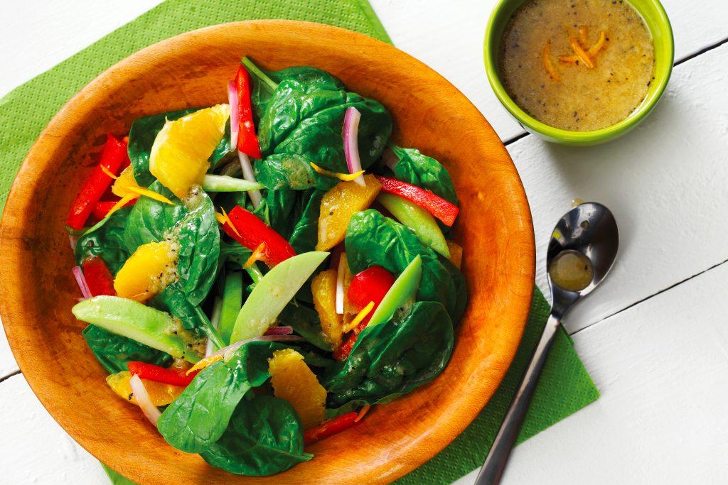 nutrition sportive à base de fruits et légumes