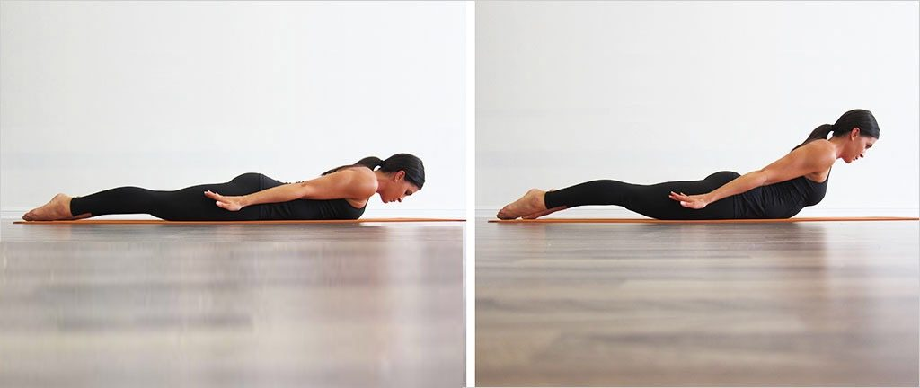 Exercice de Pilates : Le Basic Back Extension