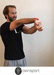 Exercices de stretching des fléchisseurs des doigts