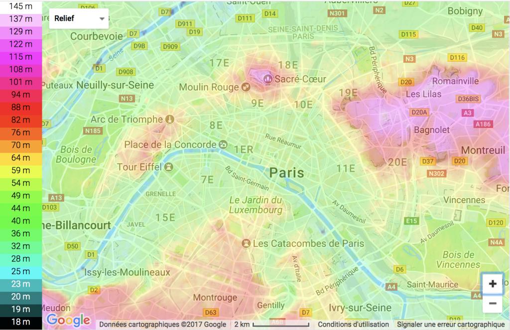 Ou faire du sport à Paris, les meilleurs spots pour du fractionné