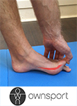 Les exercices de stretching del'abducteur de l'hallux