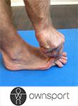Les exercices de stretching de l'aducteur du petit orteil