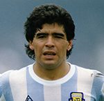 Entraineur de Football : Maradona