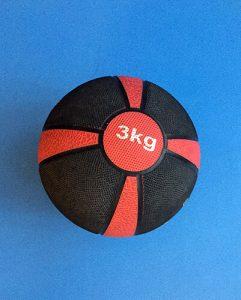 Matériel de sport : medecine ball