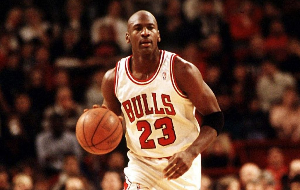 Entraineur de basketball : Jordan