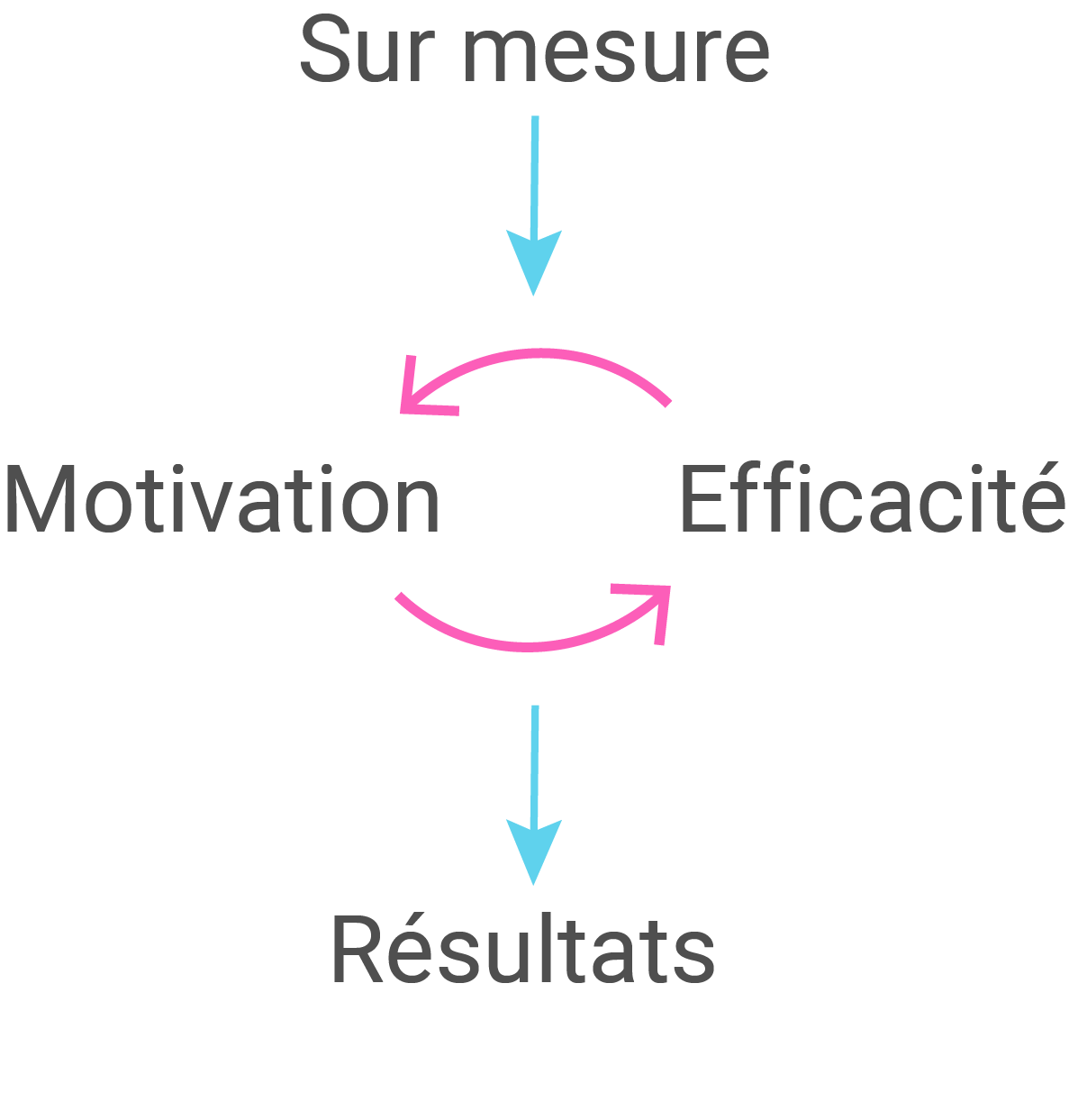 Efficacité du coaching sportif