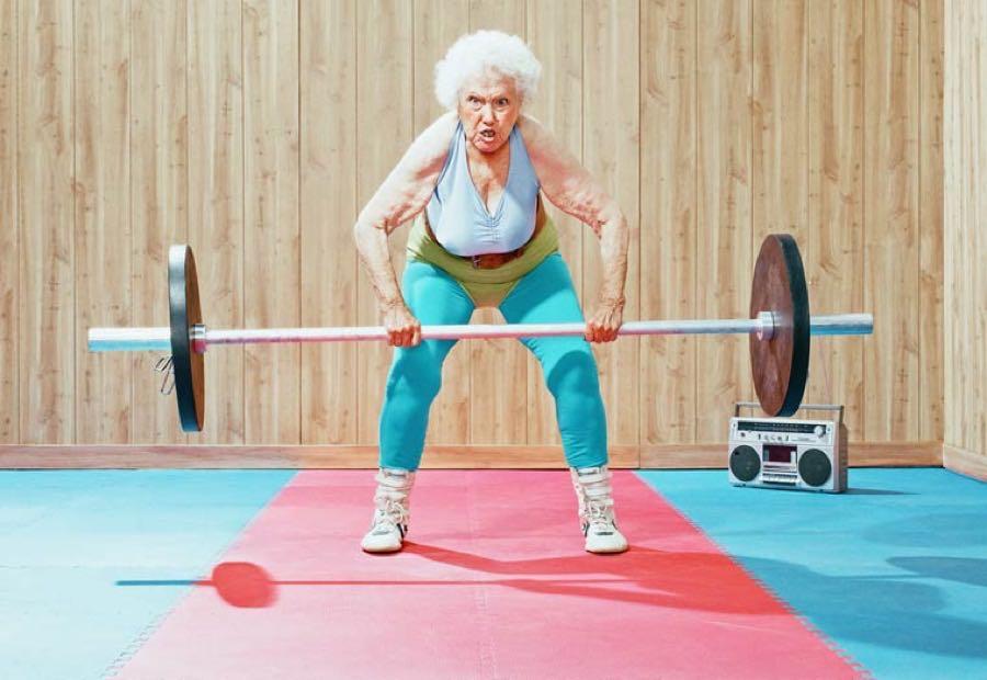 Sport contre vieillissement