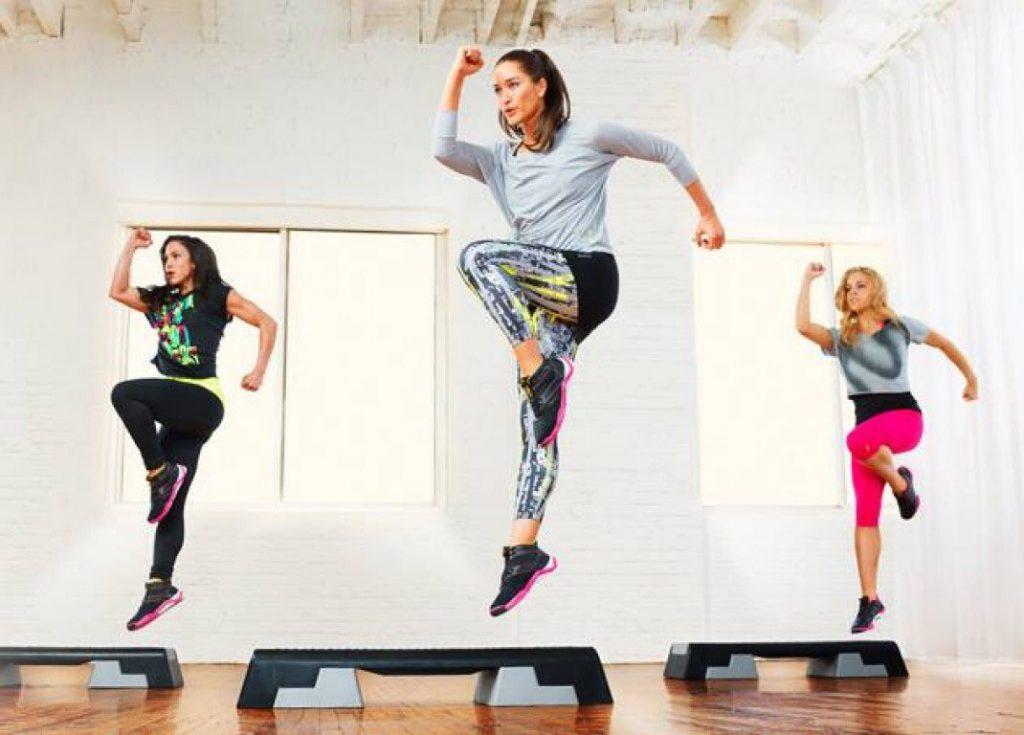 Fitness : step
