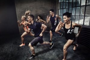 Les Mills : Body attack