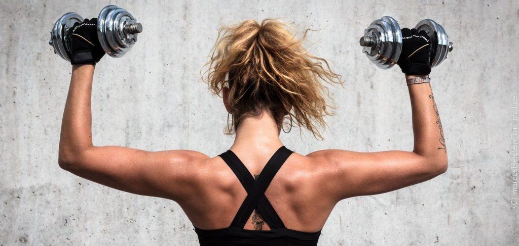Renforcement musculaire des épaules