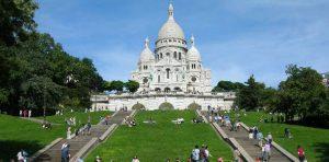 Running à paris : le sacré coeur