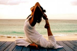 Souplesse grâce au yoga