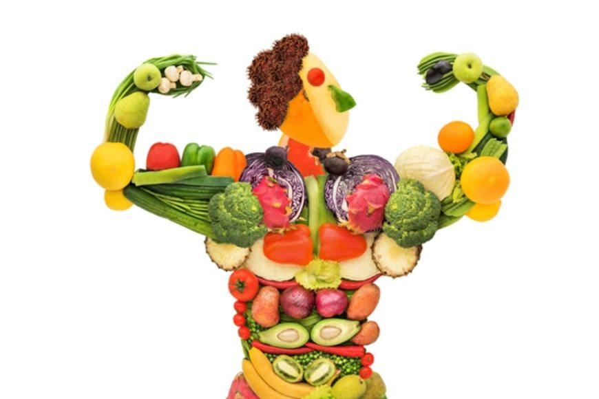 Symbole de la nutrition du Blog sport