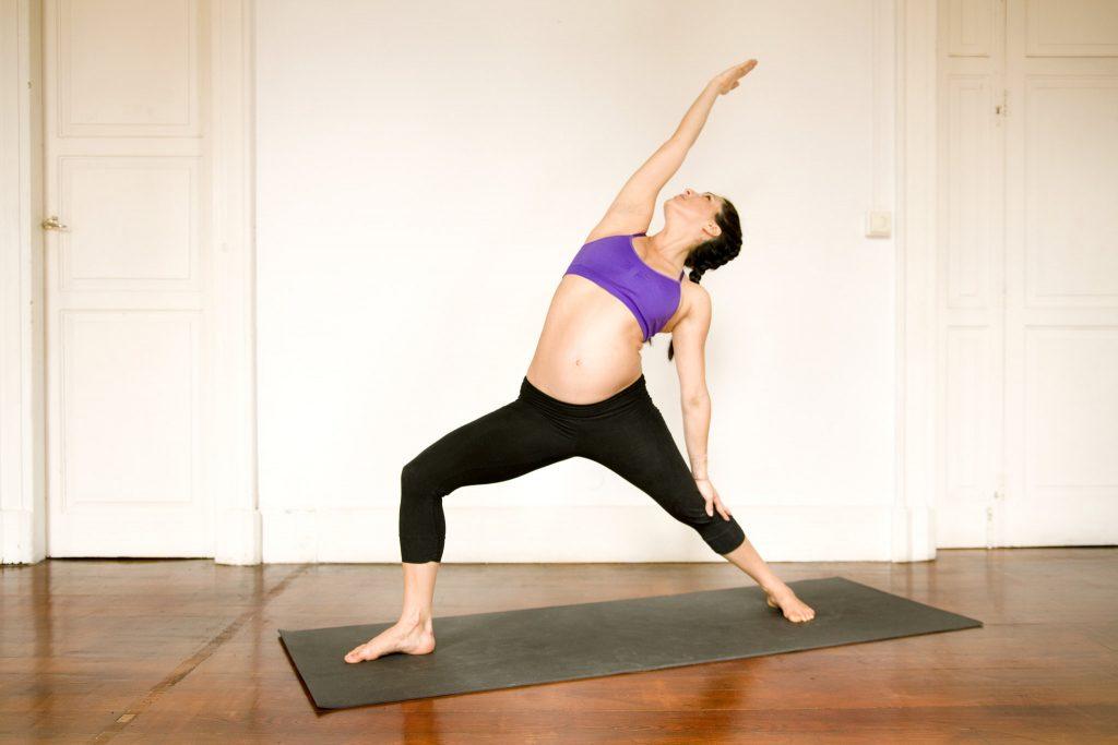 Reprise du sport après la grossesse