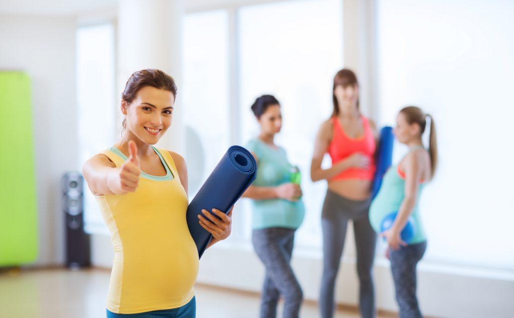 Coaching sportif avant grossesse