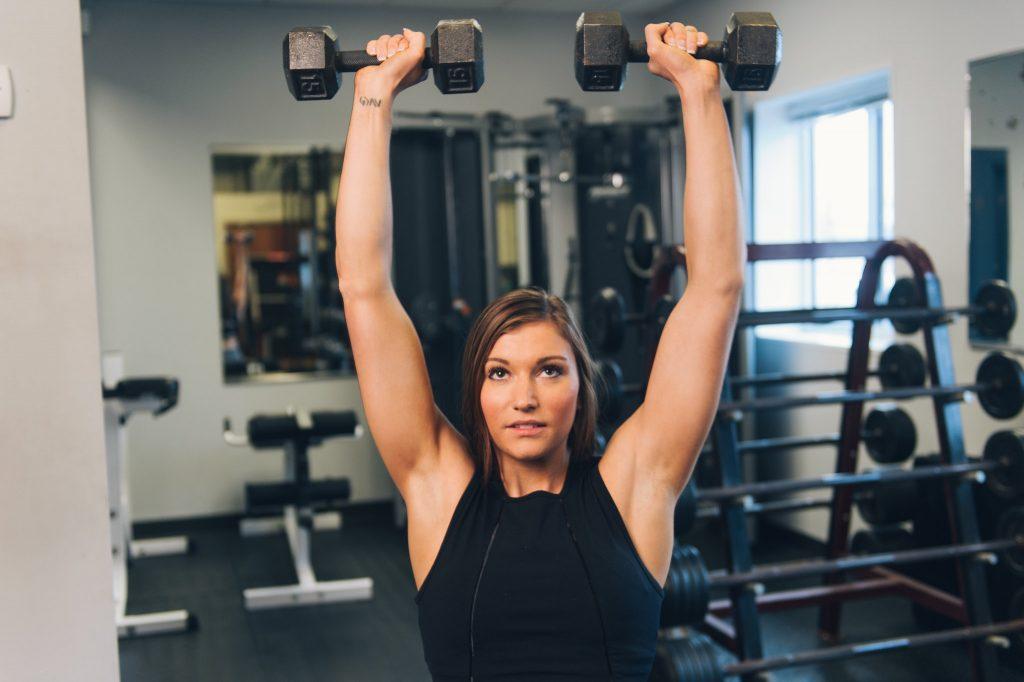 Programme renforcement musculaire haut du corps : épaules