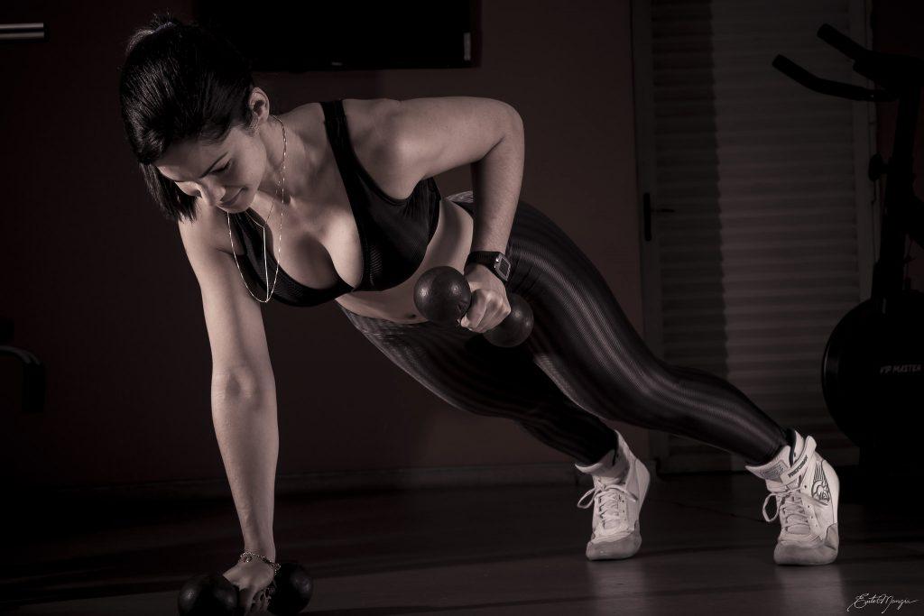 prise de poids grâce au fitness