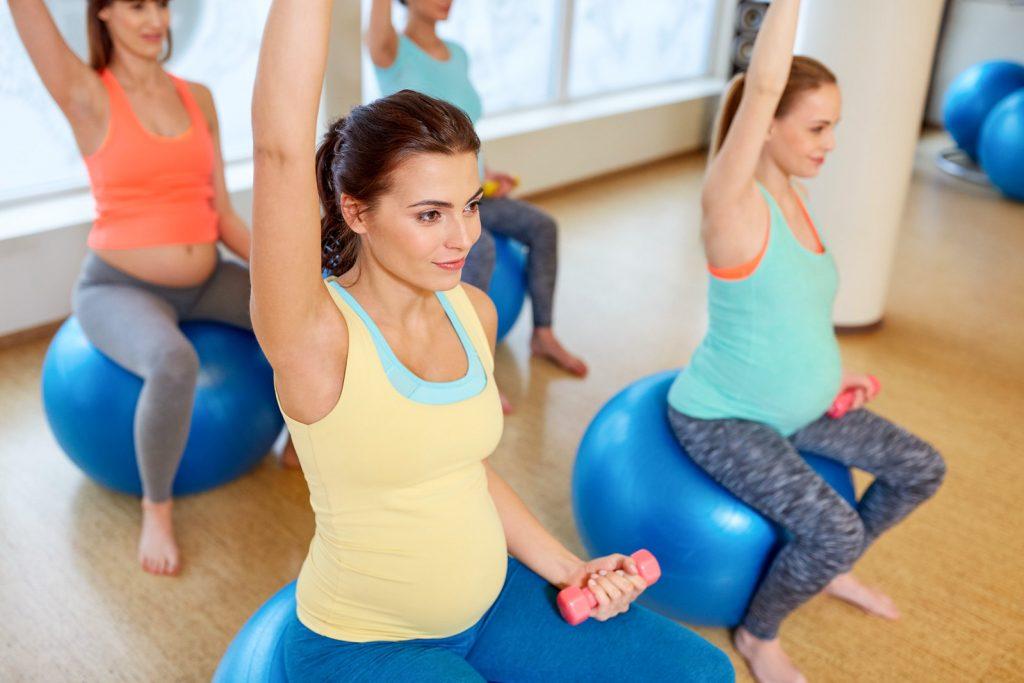 Lutter contre la prise de poids avant la grossesse