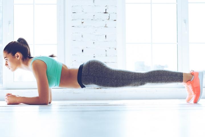 Préparation physique générale : gainage