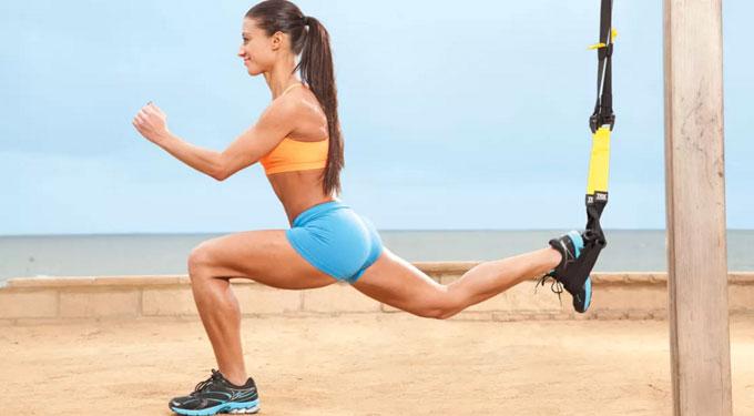 Améliorer son équilibre : squat bulgare