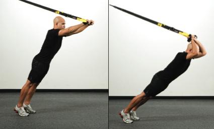 Triceps TRX