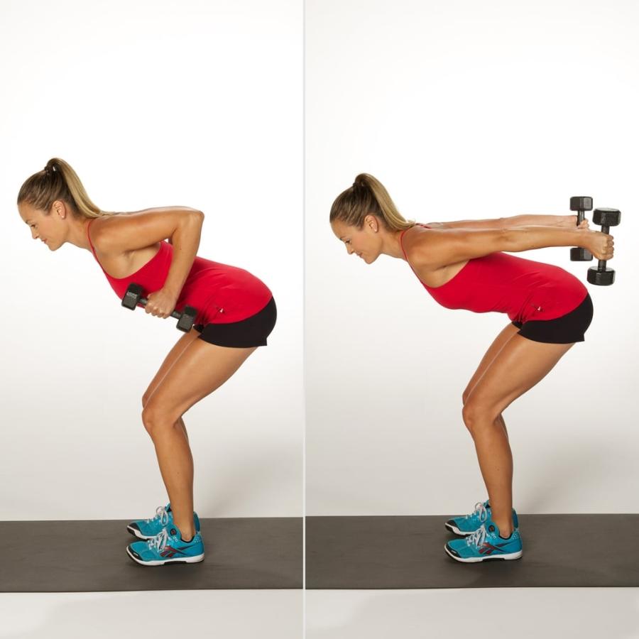 Programme renforcement musculaire haut du corps : kick back