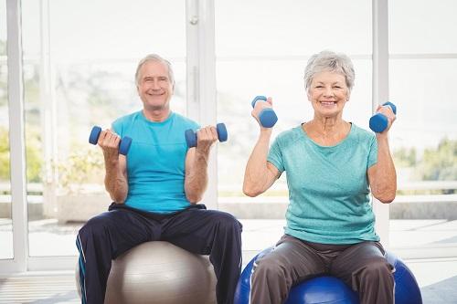 Programme remise en forme personnes âgées
