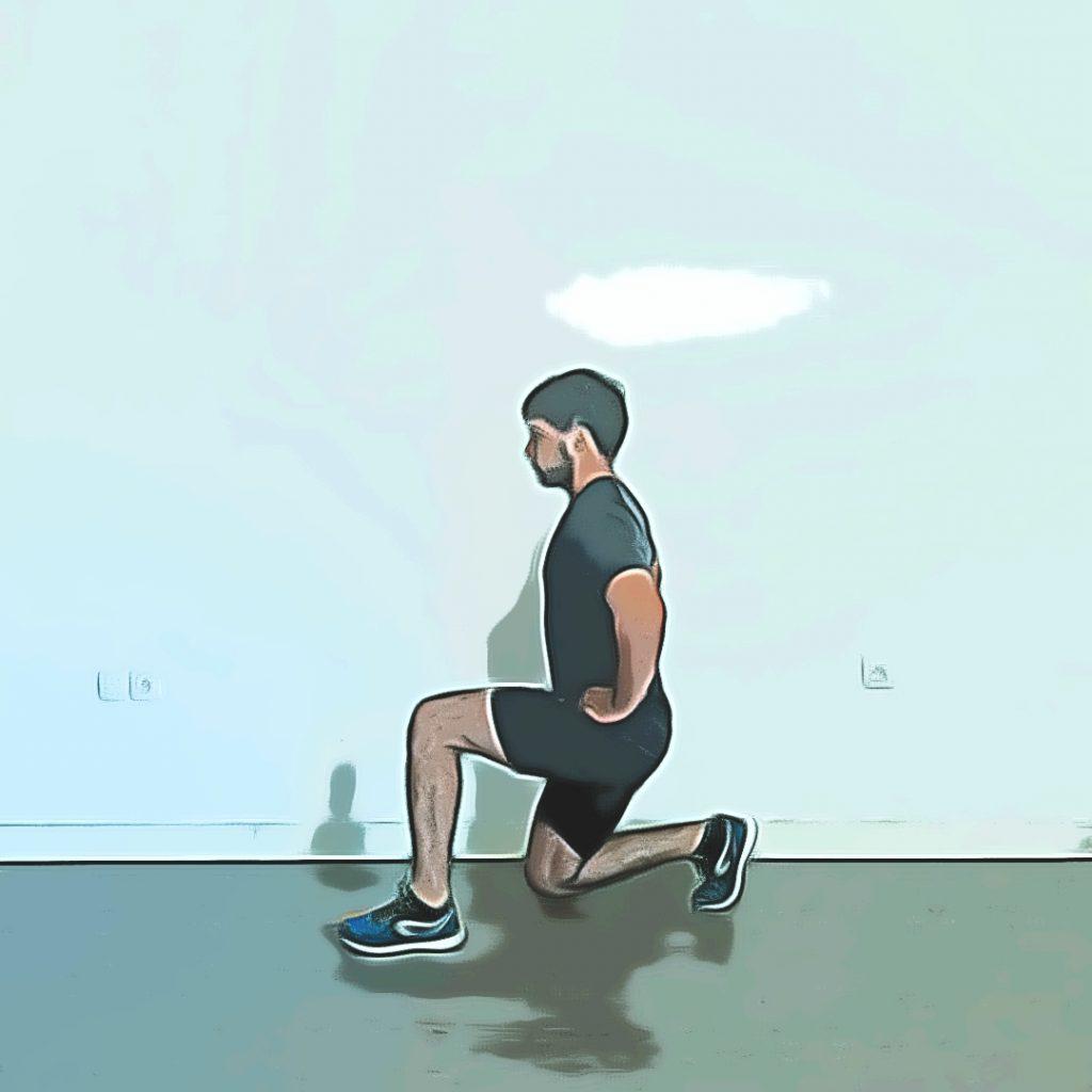 Position basse de la fente avant