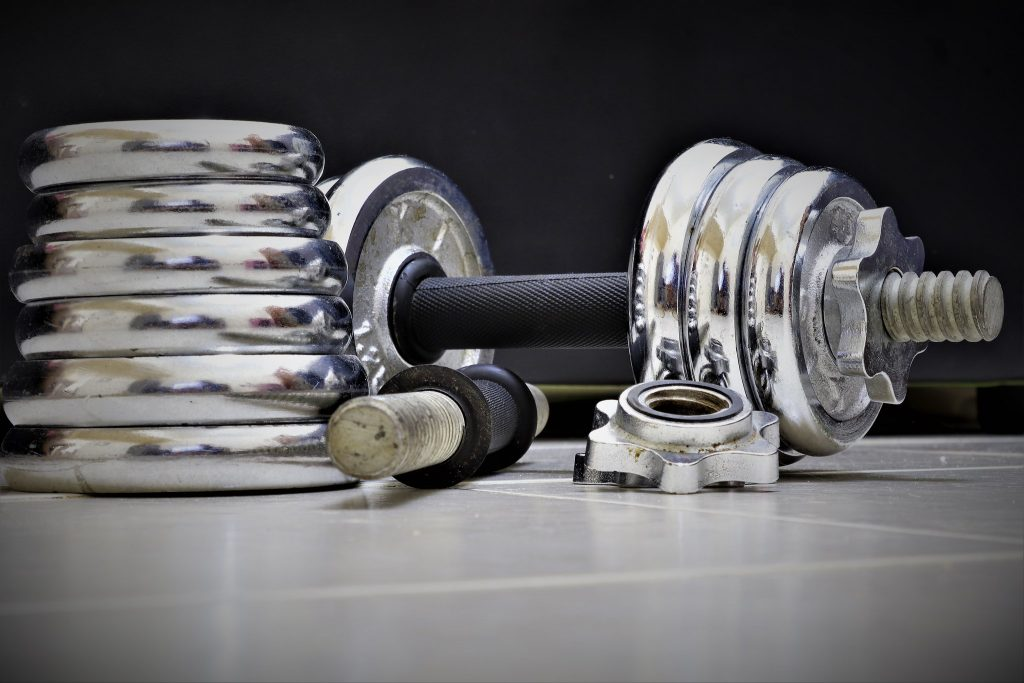 Matériel de musculation