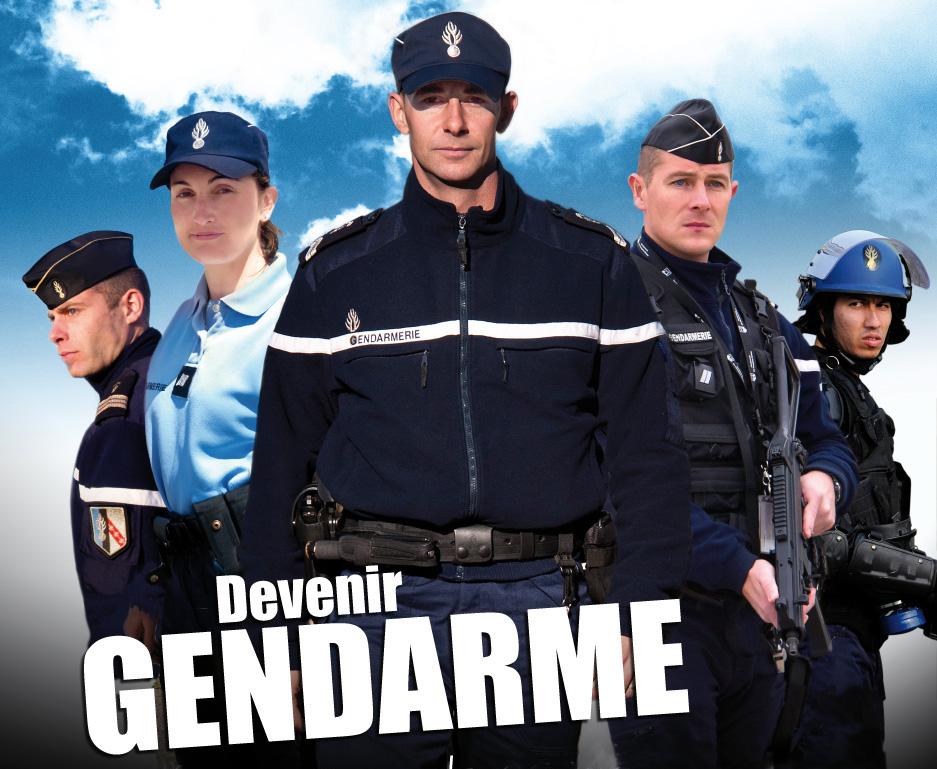 préparation physique concours de la fonction publique : gendarmerie