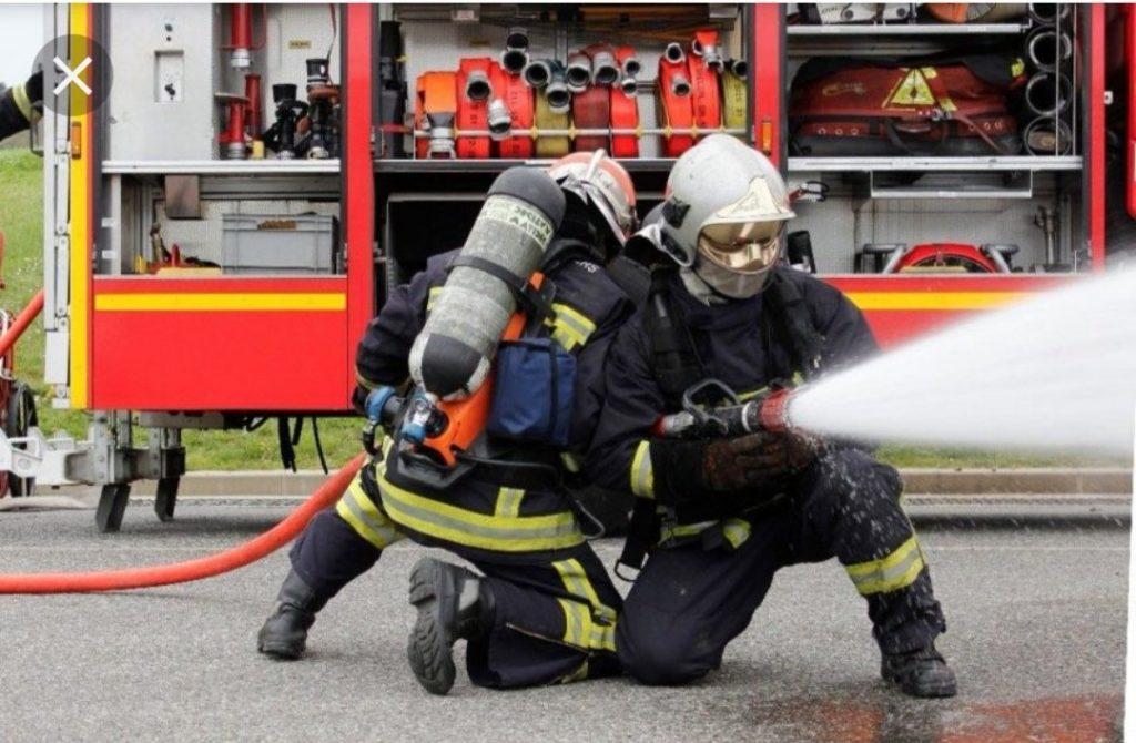 préparation physique concours de la fonction publique : pompiers