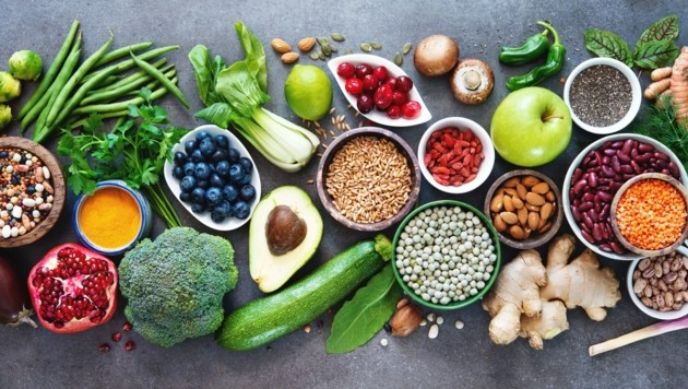 Nutrition : macro/micronutriments