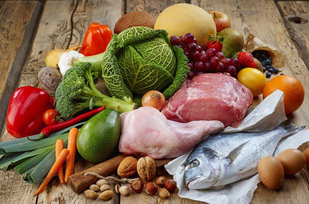 Régime paléo : aliments