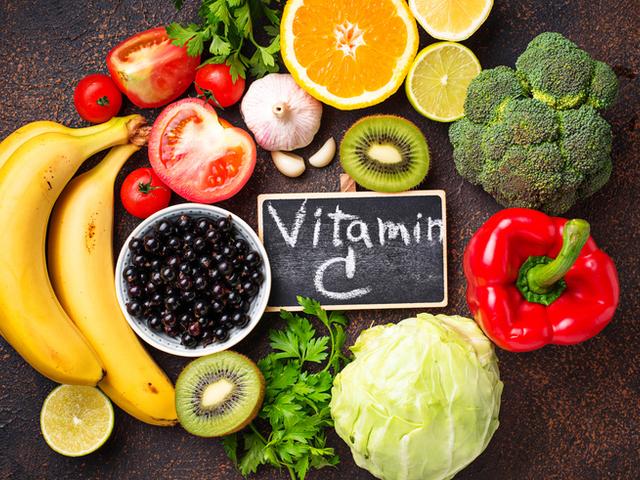 Des aliments contenants de la vitamine c