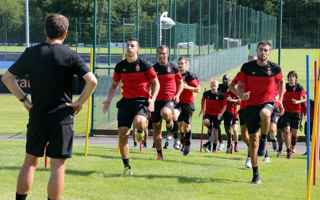 Licence Staps Entrainement sportif