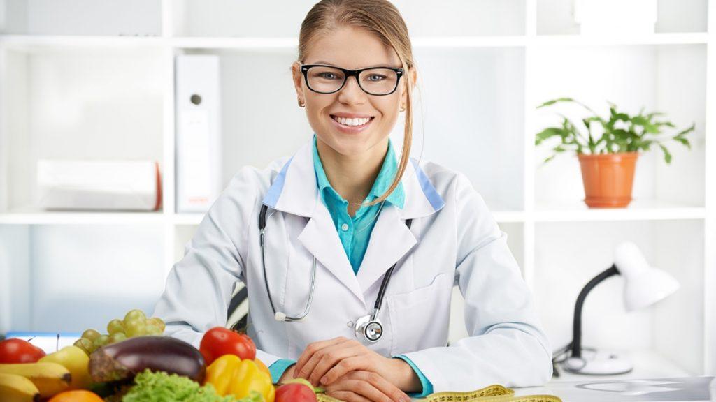 Une jeune femme en Formation Nutrition