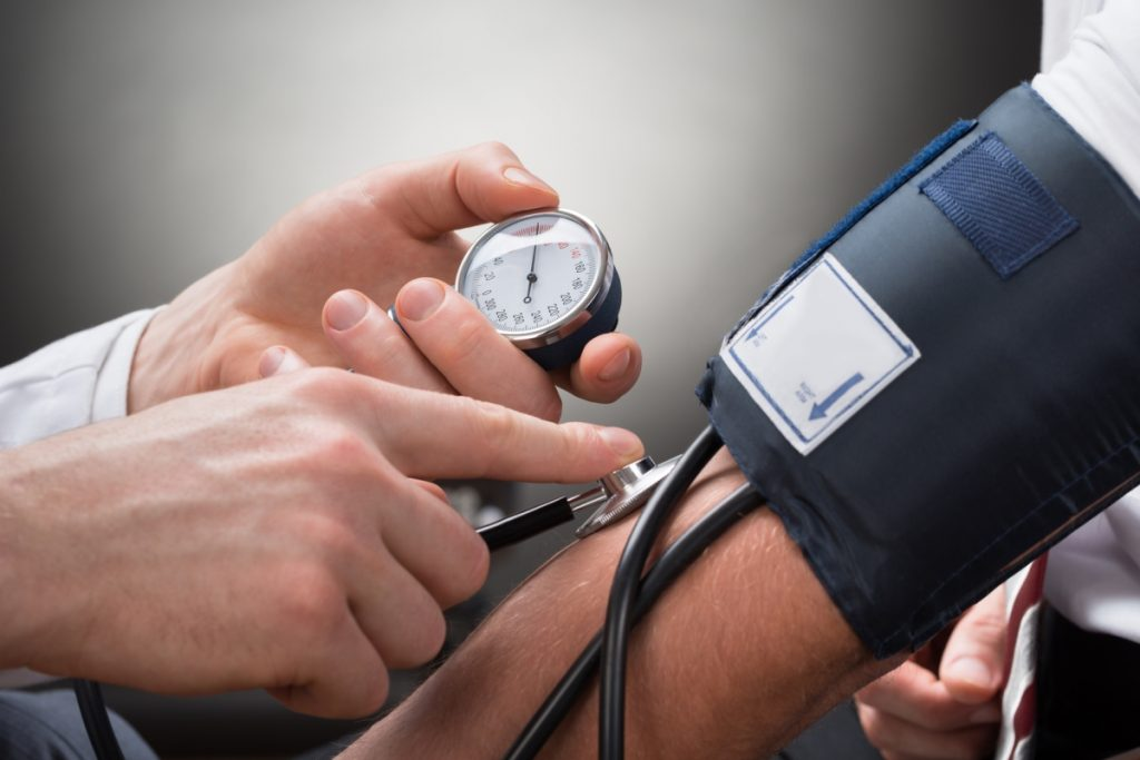 Sport et hypertension