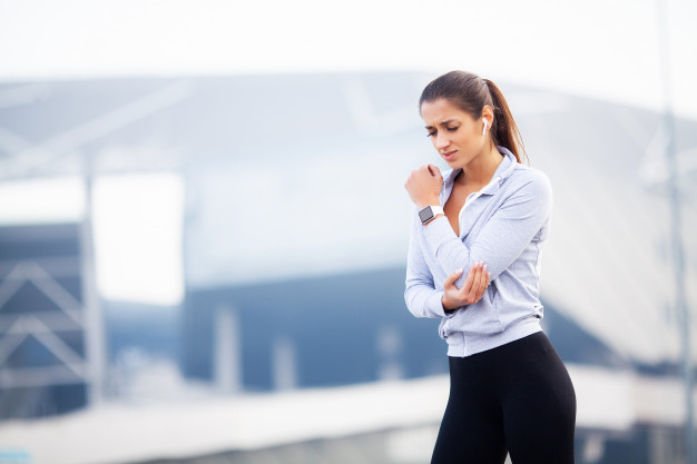 blessures en renforcement musculaire : tennis elbow
