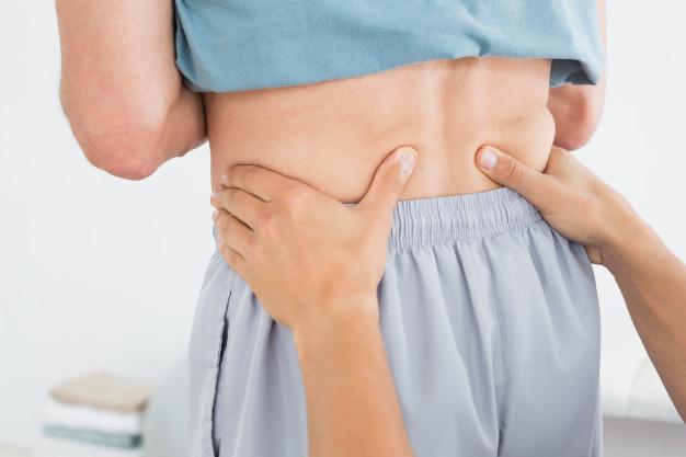 blessures en renforcement musculaire : lombalgie