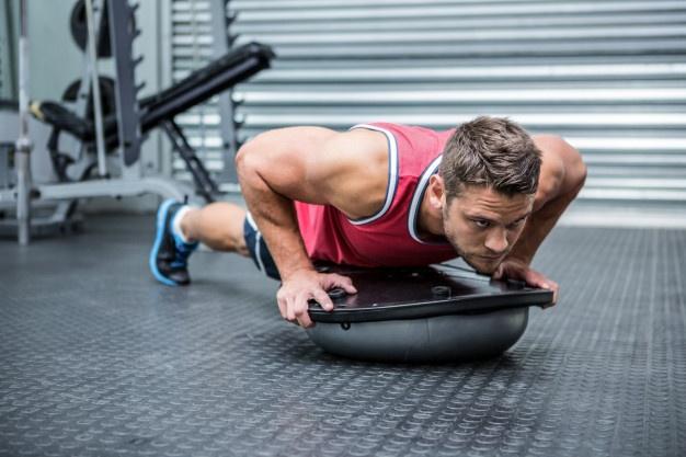 matériel de renforcement musculaire