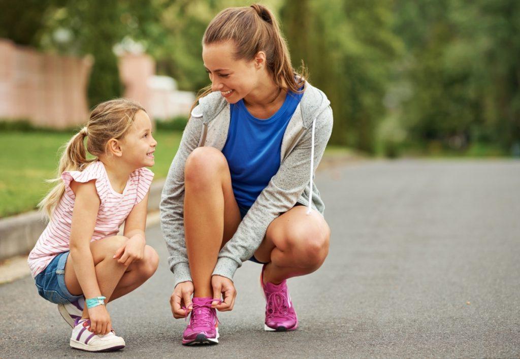 Sport pour enfant : coach sportif