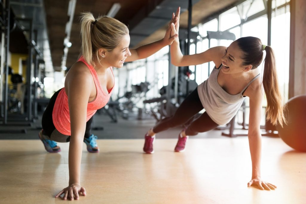 Séance de renforcement musculaire : ventre plat