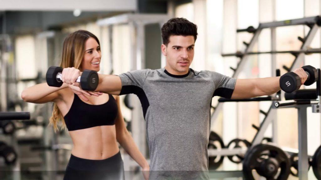 Séance de renforcement musculaire : haut du corps