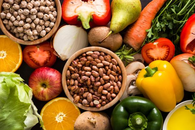 Régime végétarien pour le fitness